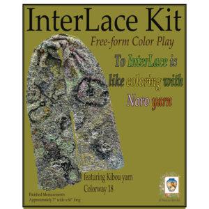 Unique Noro yarn D I Y InterLace Kits