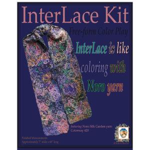 Noro Silk Garden D I Y InterLace Kits